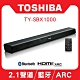【TOSHIBA】聲霸藍牙2.1聲道家庭劇院 TY-SBX1000 product thumbnail 1