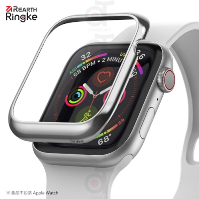 【Ringke】Rearth Apple Watch Series 6 / SE / 5 / 4 [Bevel Styling] 不鏽鋼防護錶環