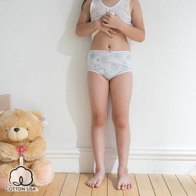 anny pepe 兒童內褲 純棉女童三角褲