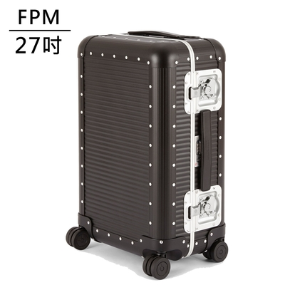 FPM MILANO BANK Caviar Black系列 27吋行李箱 松露黑 (平輸品)