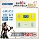 OMRON歐姆龍 體重體脂計 HBF-225 黃色 product thumbnail 1