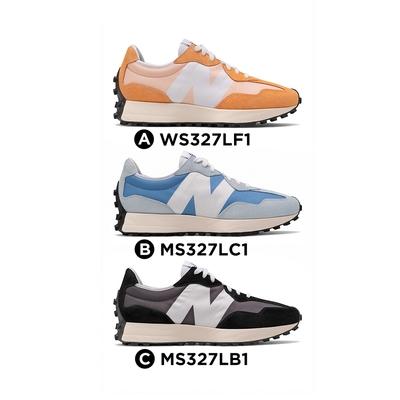 【品牌日獨家限定】New Balance 限量327復古鞋_女性1款_中性2款