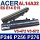 ACER AL14A32 高品質電池 E5-571G E5-511 E5-521 E5-551 E5-571 E5-572 Extensa 2509 2510 2510G P246 P256 P276 product thumbnail 1