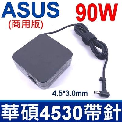 ASUS 90W 變壓器 4.5*3.0mm 方型 PU401LA PU450CD PU451LD PU500CA PU550CA PU551L UX51V X755JA B43V B53V
