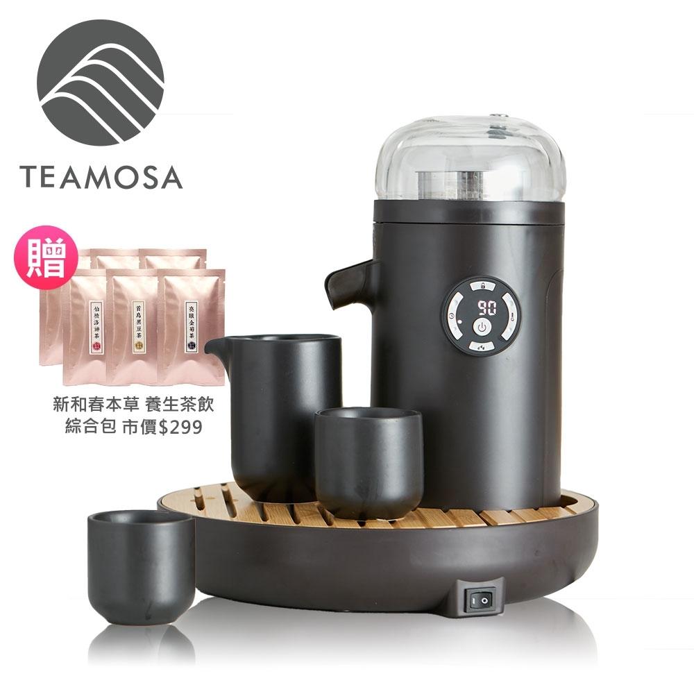 TEAMOSA 智能泡茶機 公道杯組附1大2小杯