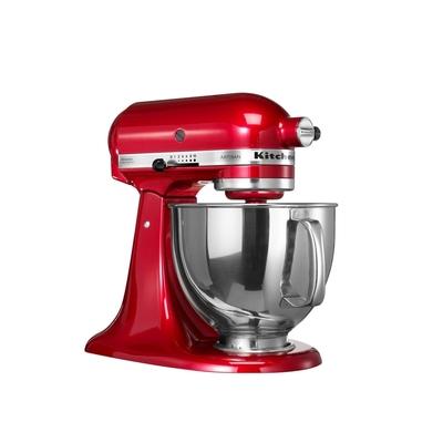 KitchenAid 抬頭式桌上型攪拌機 4.8L -熱情紅