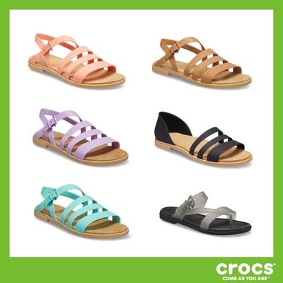 【週年慶限定】 Crocs卡駱馳 熱銷女鞋均一價$1308元(多款任選)