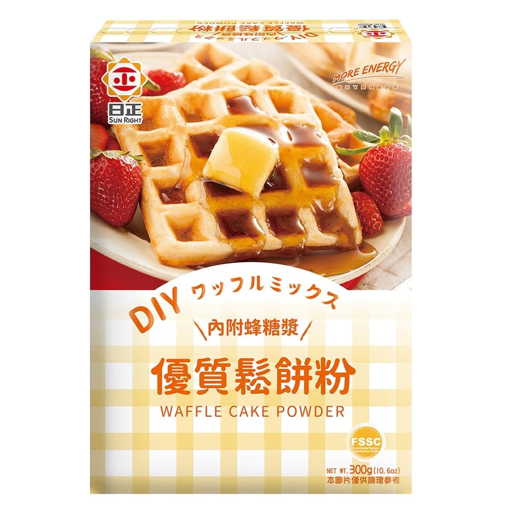 日正 優質鬆餅粉(300g)