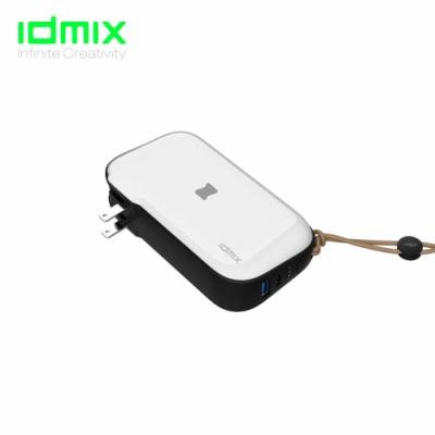 idmix MR CHARGER 10000 CH06 無線充電行動電源