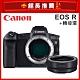 Canon EOS R 單機身+轉接環 (公司貨) product thumbnail 1
