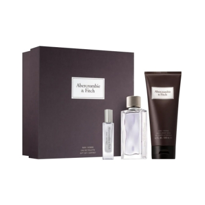 *Abercrombie&Fitch FIERCE 同名經典男性淡香水禮盒