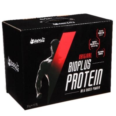 BioPlus Protein 乳清蛋白(原味) - 35G/包(60入/盒)