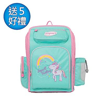 【IMPACT】怡寶標準型書包-IM00701-異想獨角獸(9月5日出貨)