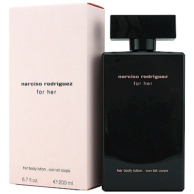Narciso Rodriguez For Her 美體香乳200ml