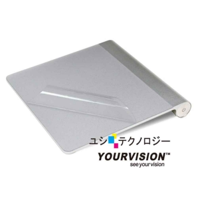 (二入)Apple Magic Trackpad Zero Touch 抗污超薄保護膜
