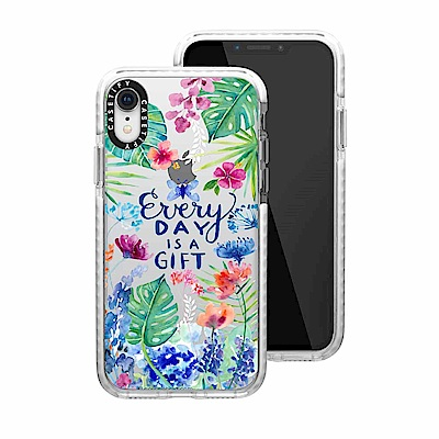Casetify iPhone XR 耐衝擊保護殼-樂活