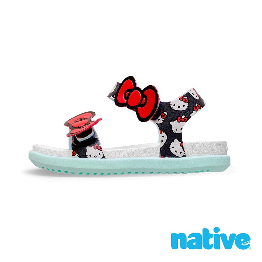 native 小童鞋 CHARLEY 小查理涼鞋-濕地藍