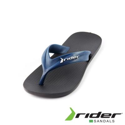 Rider STRIKE系列人字夾腳拖鞋(男款)-深藍