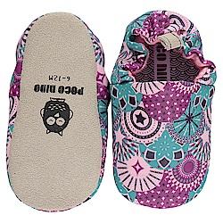 英國 POCONIDO 手工嬰兒鞋 (繽紛嘉年華)