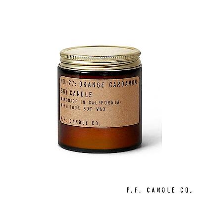 美國 P.F. Candles CO. No.27 荳蔻 手工香氛蠟燭 99g
