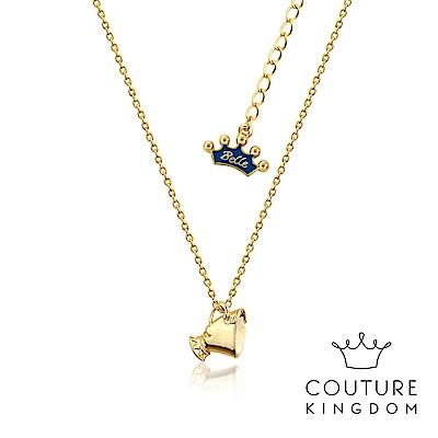 Disney Jewellery by Couture Kingdom 茶杯阿齊鍍金項鍊