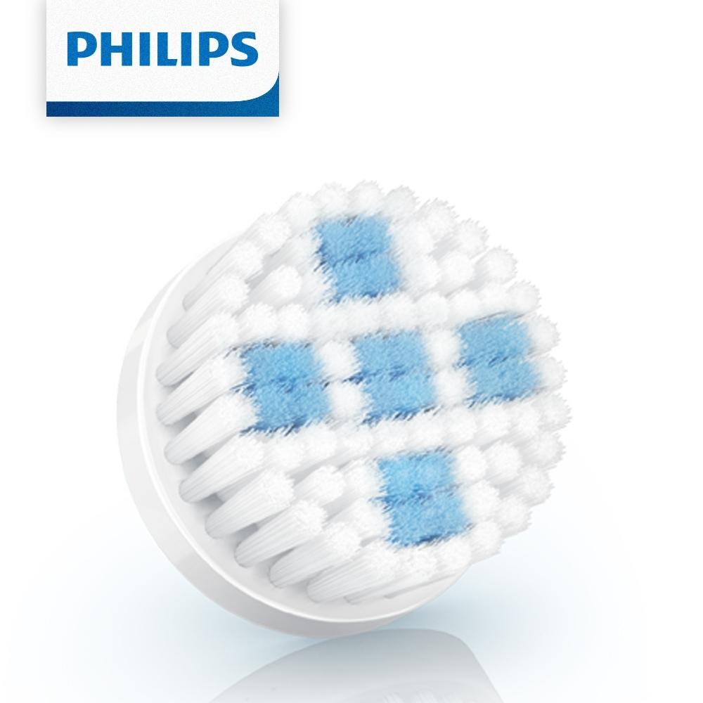 【Philips飛利浦】淨顏煥采潔膚儀專用去黑頭粉刺刷頭 SC5996