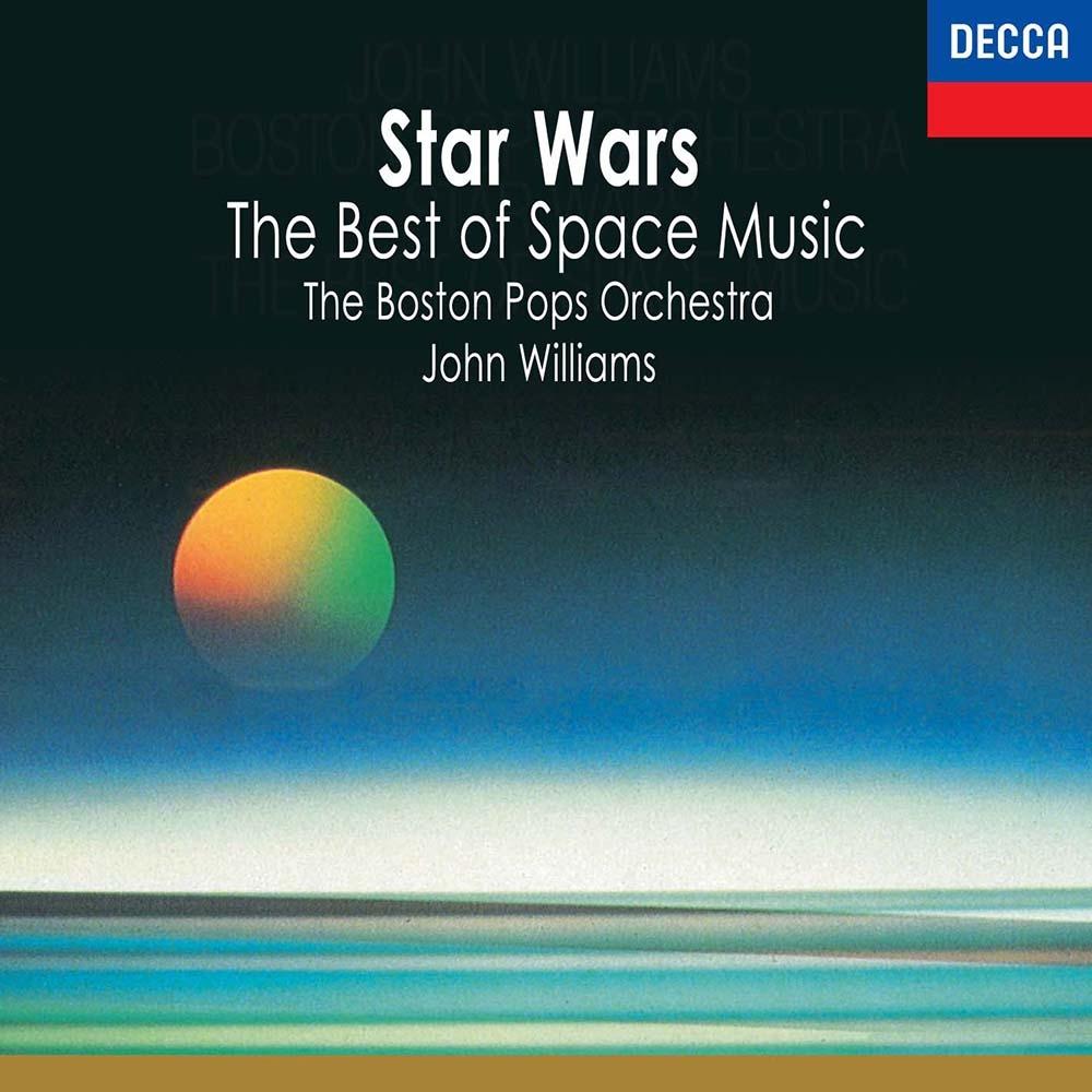 星際大戰 震撼太空音樂(1CD)
