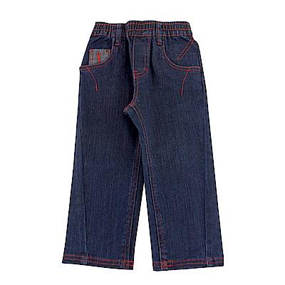 愛的世界 彈性鬆緊帶光輝大道牛仔褲