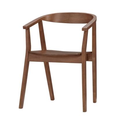 MUNA 奈德餐椅(板)(實木)(4入)  56X47.5X77cm