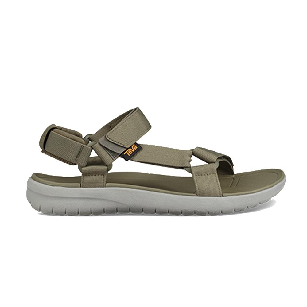 TEVA Sanborn Universal 涼鞋 橄欖綠 男