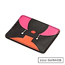 LULU GUINNESS CATE 卡片夾 (HEART FACE)