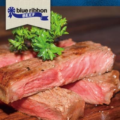 (滿額) 豪鮮牛肉 藍絲帶黑安格斯雪花嫩肩牛排2片(100公克±10%/片)