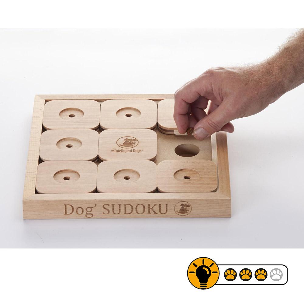 【靈靈狗】狗狗數獨 Dog'Sudoku (高階版)寵物桌遊/益智玩具/互動遊戲