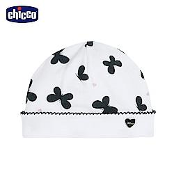 chicco-蝴蝶-反折嬰兒帽