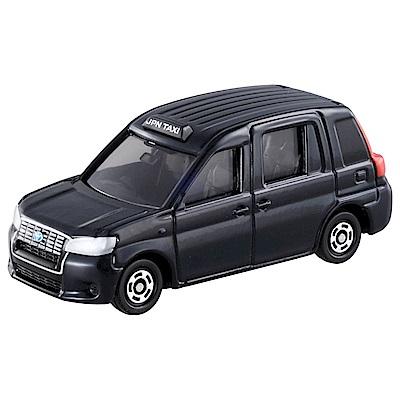任選TOMICA NO.27 豐田日本計程車TM027A5多美小汽車