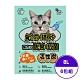 QQ Kit 紙の貓砂-活性碳(強力に脱臭・抗菌) 8L (環保紙貓砂) (6包組) product thumbnail 2