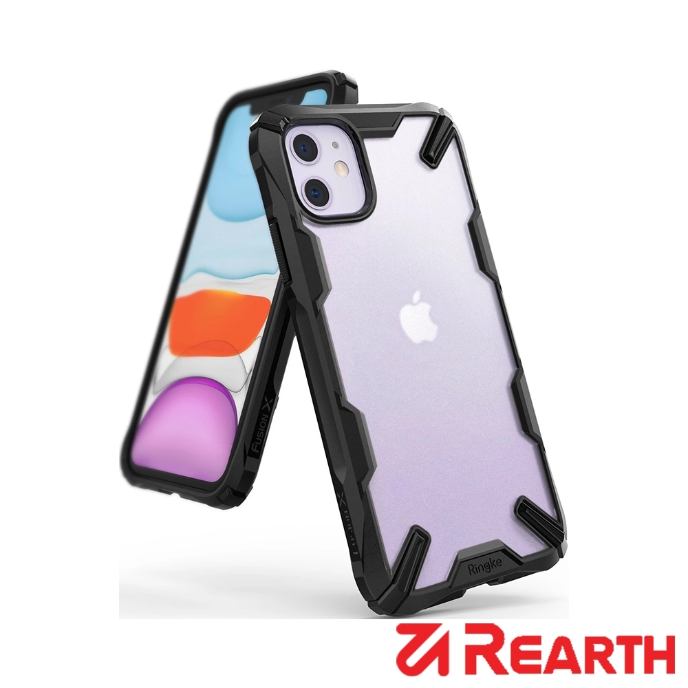 Rearth Apple iPhone 11 (Fusion X) 高質感保護殼