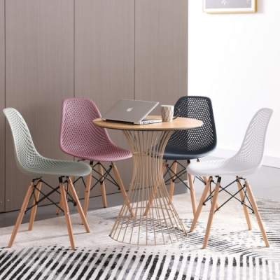 MUNA 麥莎2.3尺圓桌/休閒桌(不含椅) 70X70X72cm