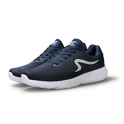 【ZEPRO】女子LIGHTRUN躍跑系列運動輕量跑鞋-海軍藍