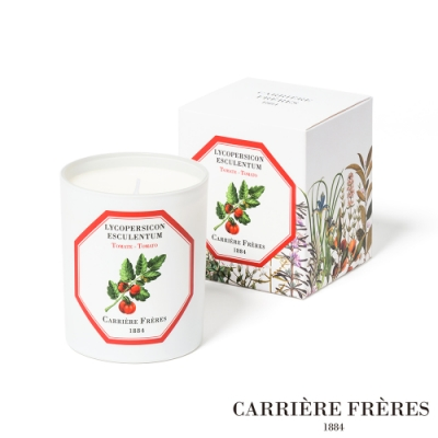 法國CARRIERE FRERES 天然手工香氛 蕃茄 Tomato 185g