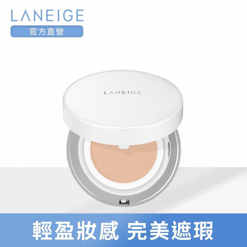LANEIGE蘭芝 空氣柔焦氣墊粉餅 SPF 50+/PA+++