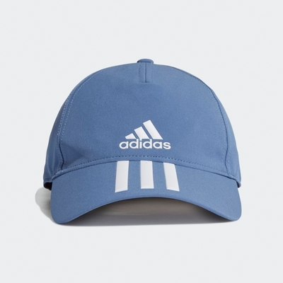 ADIDAS 帽子 老帽 遮陽帽 棒球帽 藍 GM6279