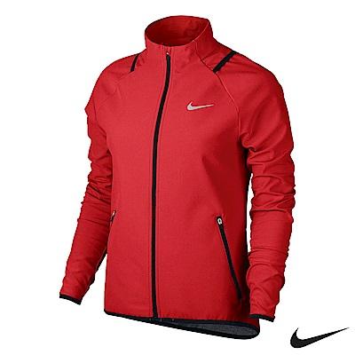 Nike Golf 女子運動防風防潑水外套 紅 802901-696