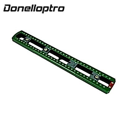台灣Donell大炮長板350mm含定位滑塊-相機/望遠器材用