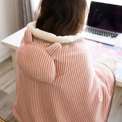 可愛萌寵多功能USB電熱毯