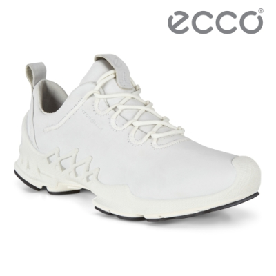 ECCO BIOM AEX M 健步探索戶外防水運動鞋 男鞋 白色