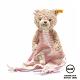 STEIFF德國金耳釦泰迪熊  GOTS Rosy Teddy Bear Comforter  可愛小熊 (嬰幼兒安撫巾) product thumbnail 1