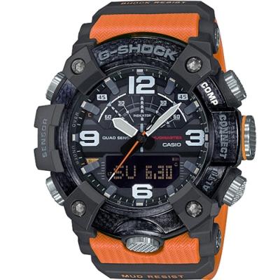 G-SHOCK  極限陸地泥人運動錶(GG-B100-1A9)