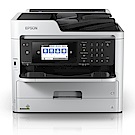 EPSON WF-M5799 黑白高速商用傳真複合印表機