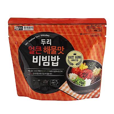 DOORI DOORI石鍋拌飯 - 海鮮炒碼口味  ( 137.5g/包 )